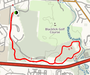 Blacklick Multi-purpose Trail Map