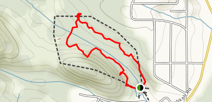 Stewart Memorial Park Trail Map