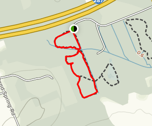 Silverbrook Trail at Great Swamp Watershed Association Map