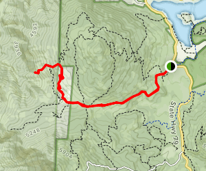 Sill Hill Waterfall Trail Map