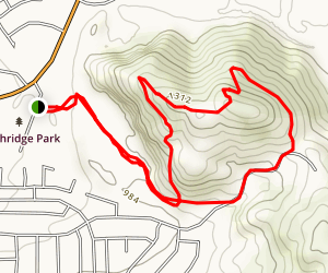 Jurupa Mountains Trail Map