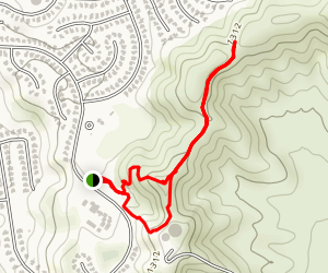 Pantera Park Trail Map