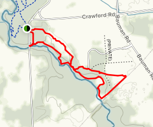 Columbus County Park Map
