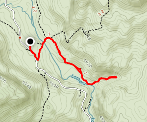 Jacobs Ladder Map
