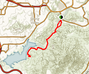 Otay Sweetwater Refuge Trail Map