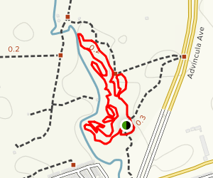 Bamboo Trail Map