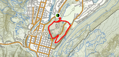 Squawker Trail Map