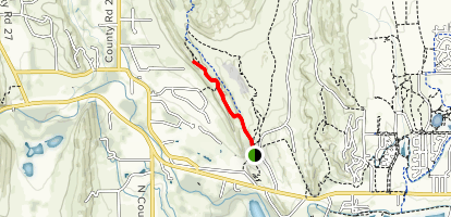 Keyhole via Wild Loop Trail Map