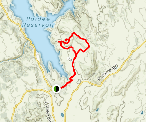 John Bull Loop Trail Map