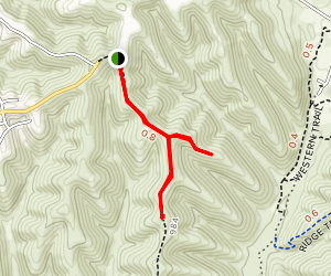 Mission Trail Map