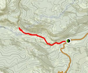 Mokelumne River to Deer Creek via Hermit Valley Trailhead Map