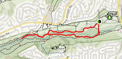Rancho Penasquitos Adobe Loop Map