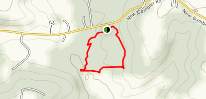 New Gambier Loop Trail Map