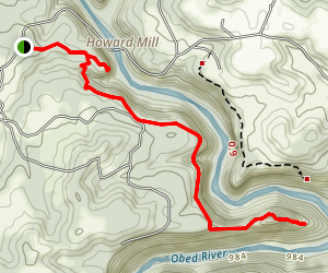Point Trail Map