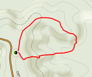 Fred and Dorothy Meyer Trail Map