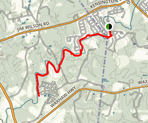 Carolina Thread Trail Map