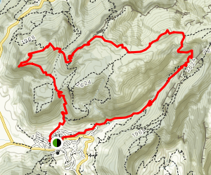 Valldemossa Loop Map
