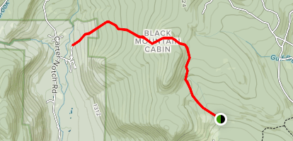 East Pasture Trail Map