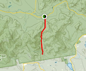 Boles Trail Map