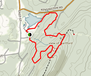 Sloper Trails Map