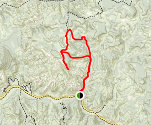 Cassidy Trail Map