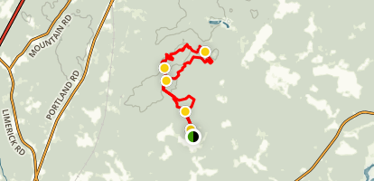 Smith Preserve: Long Loop Map