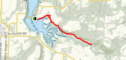 Rookery Trail Map