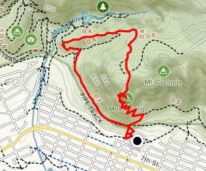 Catrock Loop Map