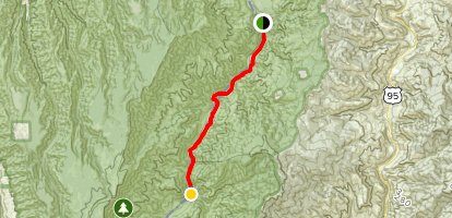 Snake River Trail Map