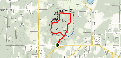 360 Project Main Trail Map
