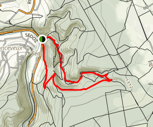 route ninglinspo map