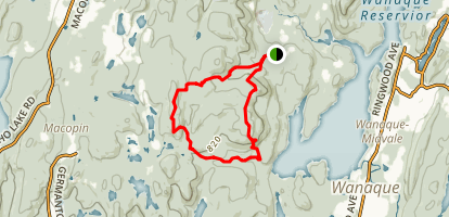 Norvin Green Extended Loop Map