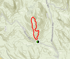 Lewis Butte Map
