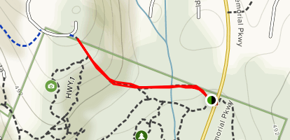 Havenwood Stairs Trail Map