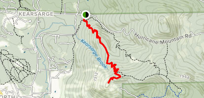 Kettle Ridge Trail Map