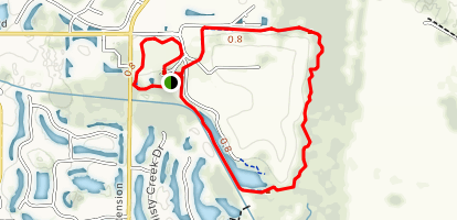Rothenbach Park Loop Map