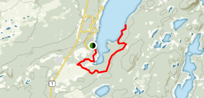 Outport Trail  Map