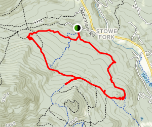 Ranch Camp, Haul Road, Hardy Haul and Lower Derby Trail Loop Map