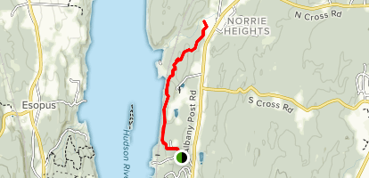 Hyde Park Trail Map