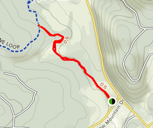 Junction House Trail Map