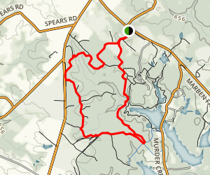 Multi-Use Trail Loop Map