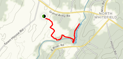 Happy Farm River Trail  Map