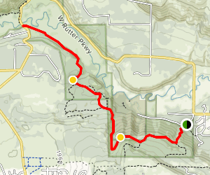 Saint George Trail Map