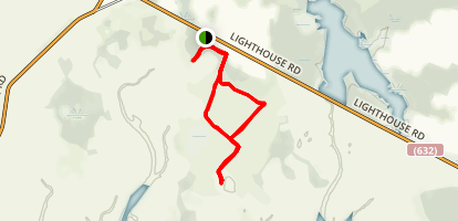 Grassland Trail Map