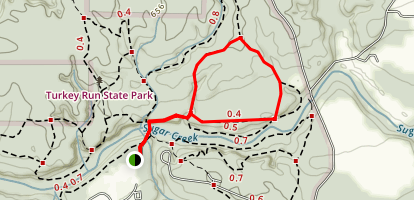 Trail 8 Map