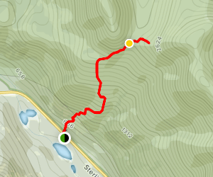 Skyline Trail Map