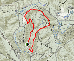 Rock and Ridge Extended Loop Map