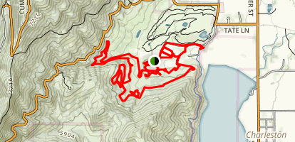 The Hollow  Map