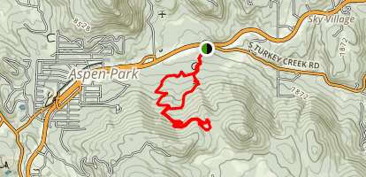 Meyer Ranch Park Trail Map