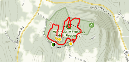 Outer Nature Loop Map
